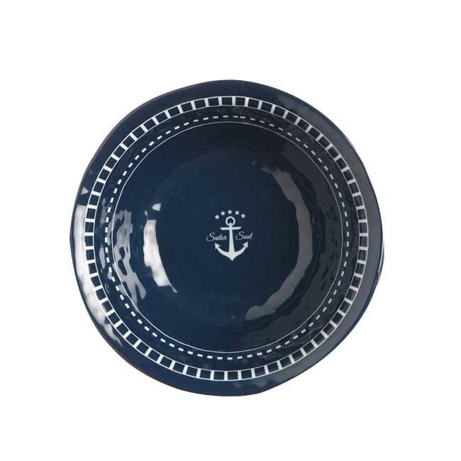"Marine Business Müslischale ""Sailor Soul"" Melamin 15 cm"