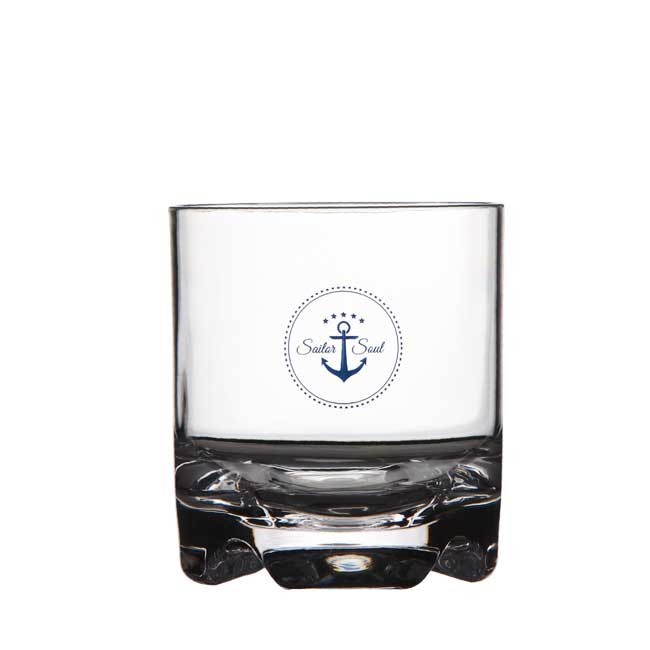 "Marine Business Wasserglas ""Sailor Soul"" 350 ml"