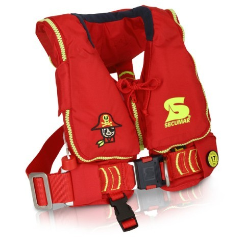 Secumar Rettungsweste Survival MINI Duo Protect