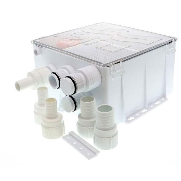 Rule Dusch-Sammeltank für Abwasser 12 V