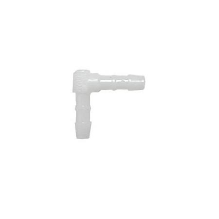 Schauchverbinder 90° für 16 mm Schlauch