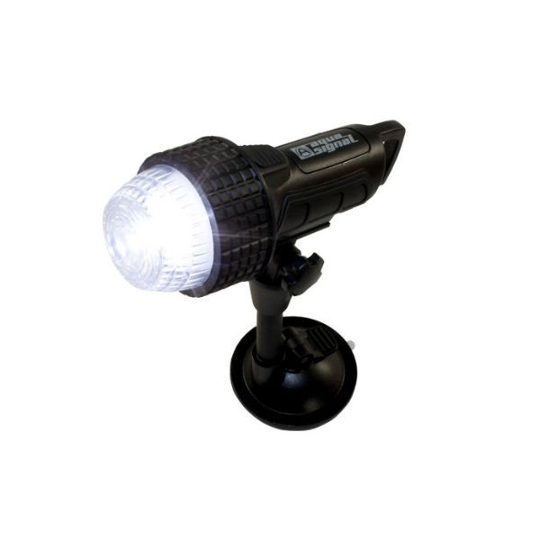 Aqua Signal Navigationslaterne weiss - Serie 27 LED