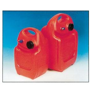 Kunststoff-Kraftstofftank, Inhalt 25 l, 500x320x230 mm