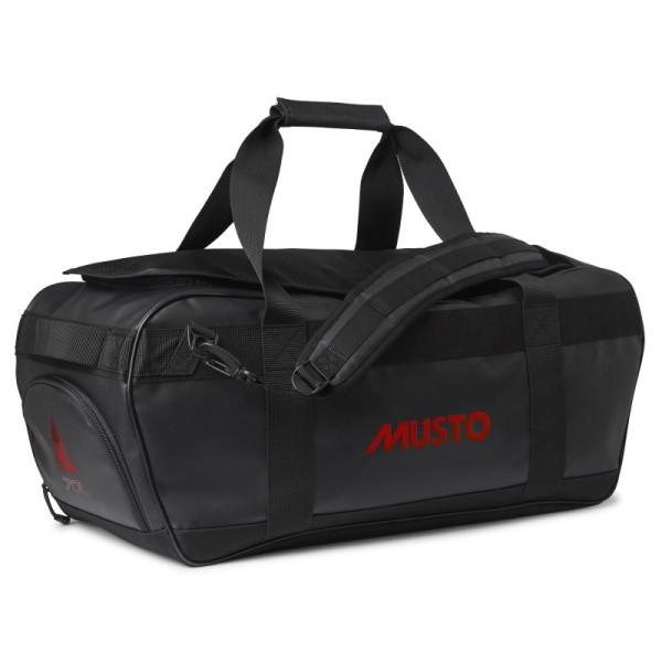 MUSTO 70 l Duffle Bag schwarz