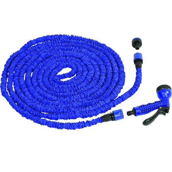 Yachticon Flex-Schlauch, 22,5 m, blau