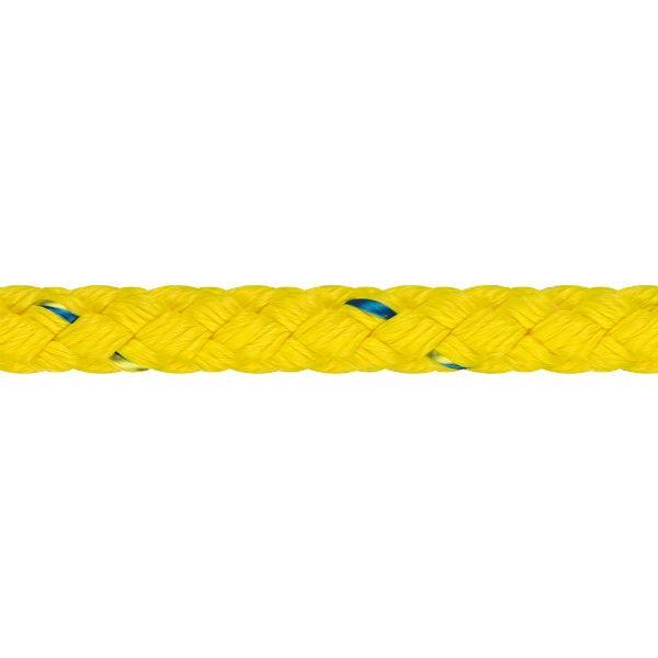 LIROS Schwimmleine gelb 25 m 6mm