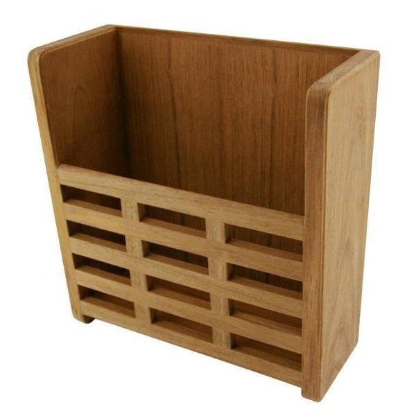 arc zeitschriftenregal teak ultramarin bootszubeh r. Black Bedroom Furniture Sets. Home Design Ideas