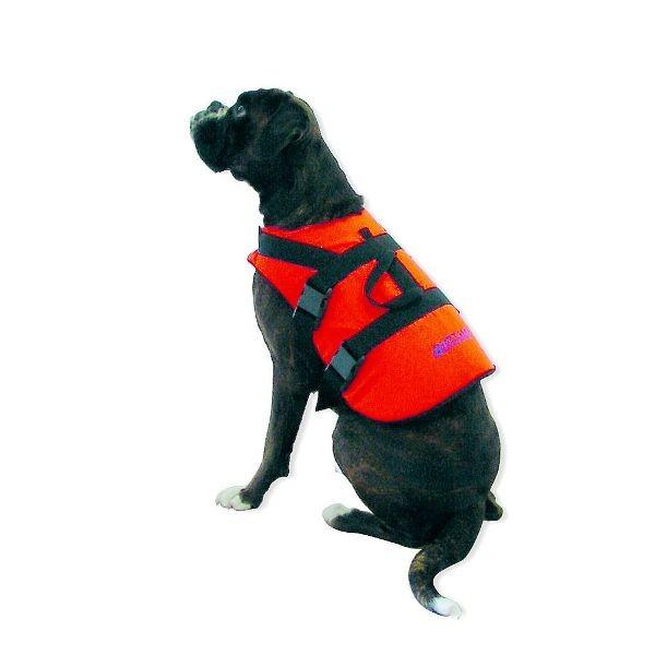 Navyline Hundeschwimmweste mit Bergegriff verschiedene Größen