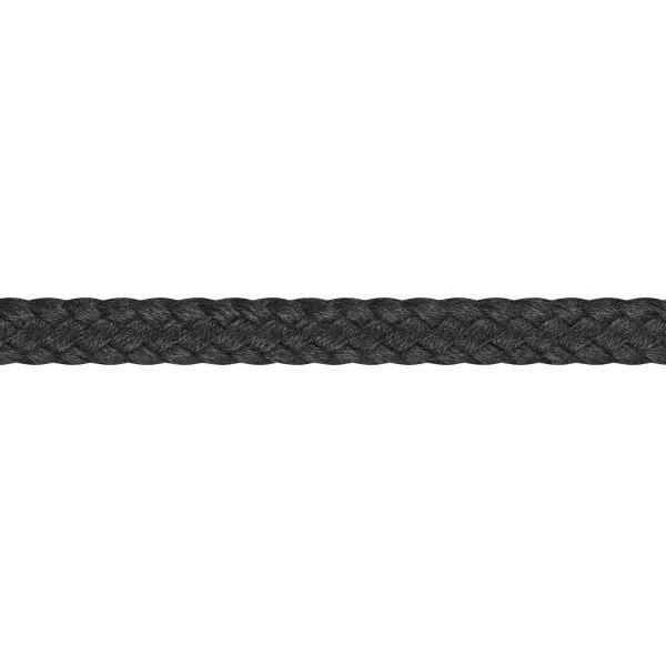 Liros Soft Black Polyesterleine - Fenderleine schwarz 8 mm