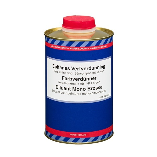EPIFANES - Farbverdünnung, 1l