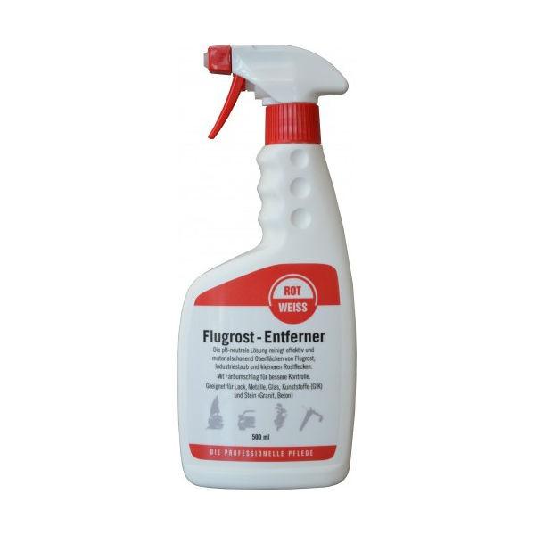 ROTWEISS Flugrost-Entferner 500 ml  Sprühflasche