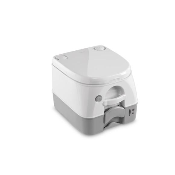 DOMETIC 972 Portable Toilette weiß/grau