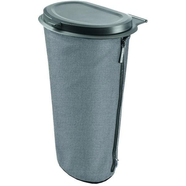Flextrash - der modulare Müllbeutel 5 l grau