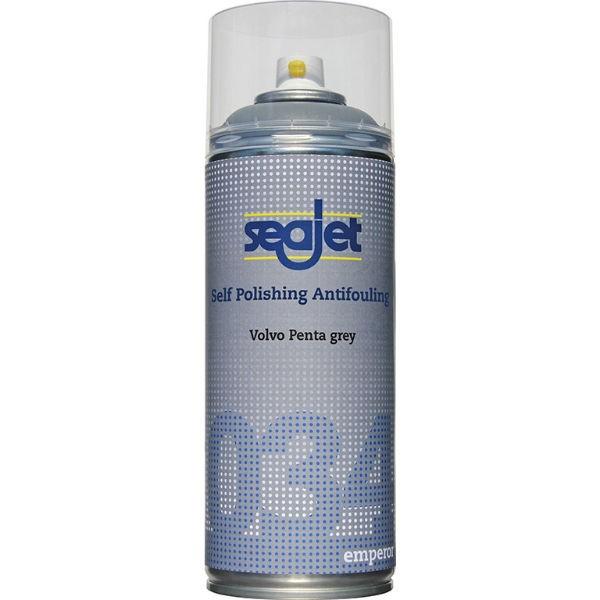 Seajet Antifouling Spray 034 Emperor Volvo Penta grau - 400 ml