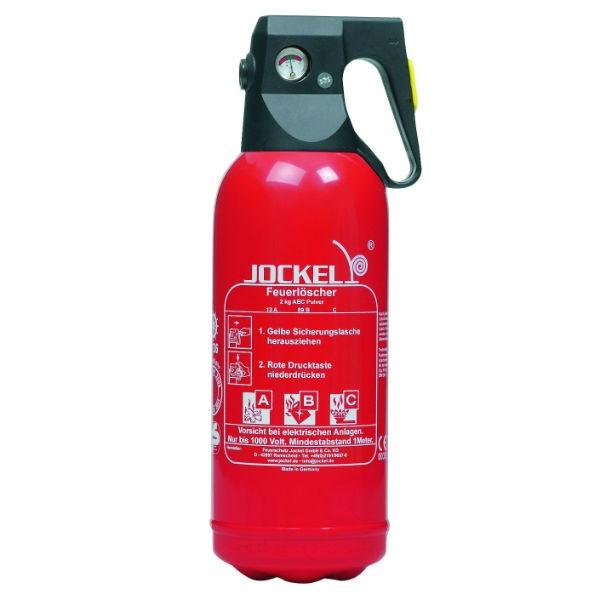 Jockel Pulver-Feuerlöscher 2 kg