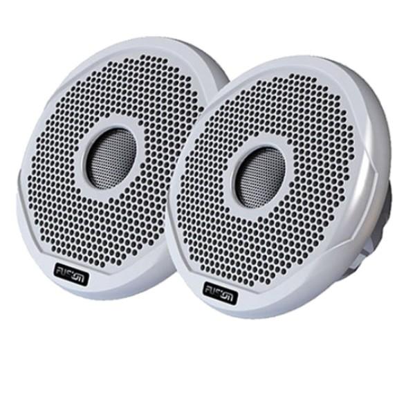 Fusion Marine-Lautsprecher 4 Zoll, max. 120 Watt, wasserdicht, weiß
