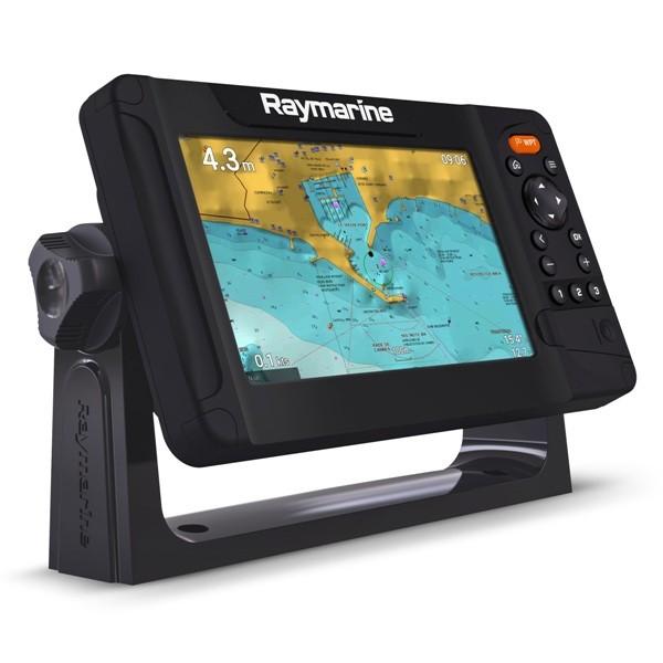 Raymarine Element 9 S - Kartenplotter mit Wi-Fi & GPS, keine Karte & kein Geber