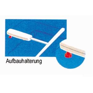 Zubehör für Raymarine ST - Autopiloten: Steckpodeste, D 28, 6,4 cm