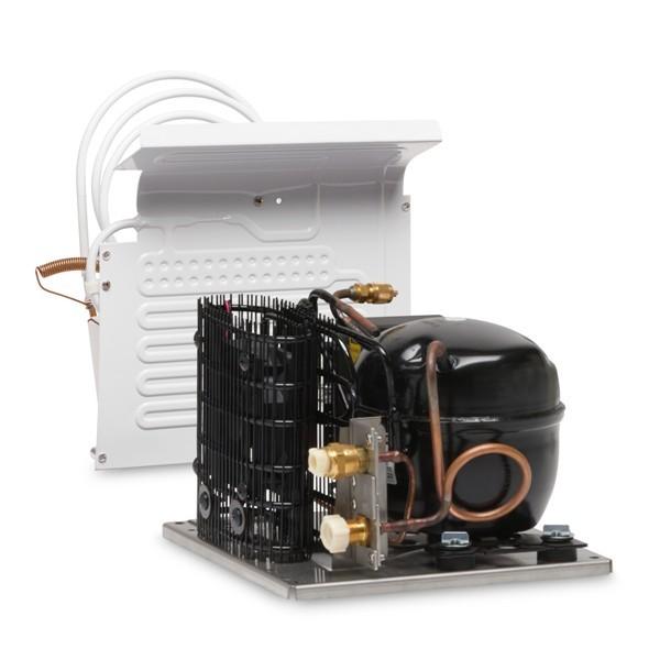 Dometic Kühlaggregat und L-Verdampfer CU 55 + VD01