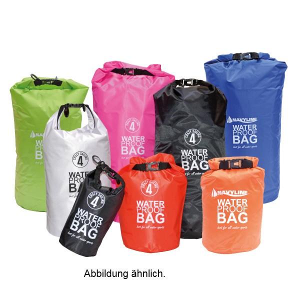 Crazy4sailing - Drybag aus Ripstop pink 5 l