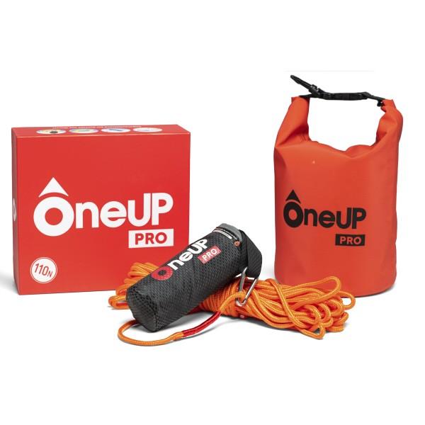 OneUP Pro aufblasbarer Rettungsring 110 N Auftrieb