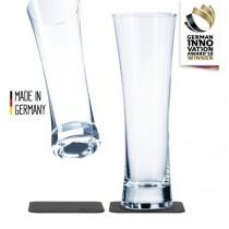 Silwy Magnet-Kristallglas BIER (2er-Set)