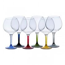 """Marine Business Wasser-/Weinglas """"Party"""" 6-teilig"""