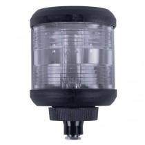 Aqua Signal Serie 40, Topplicht, schwarzes Gehäuse, 12 V