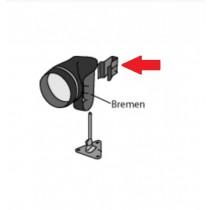 Klemmhaltung für Handscheinwerfer Bremen
