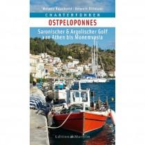 Charterführer Ostpeloponnes, Saronischer & Argolischer Golf von Athen bis Monemvasia