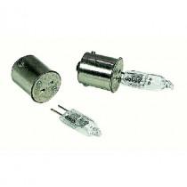 Lampensockel für Halogenleuchten BA15s oder BA15d