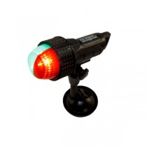 Aqua Signal Navigationslaterne Bicolor - Serie 27 LED