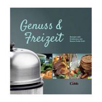 """Cobb Kochbuch """"Genuss und Freizeit"""""""