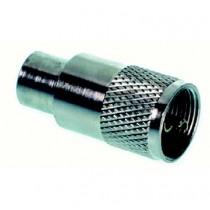 Stecker für UKW-Antennen, Stecker für Kabel RG 213 U