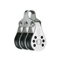 Harken 6mm Micro-Dreifach-Block H228