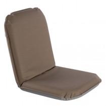 Comfort Seat, der mobile Sitzkomfort, grau (taupe)