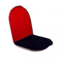 "Comfort Seat ""Adventure""  rot/blau"