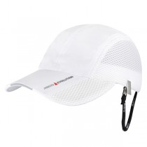 MUSTO fast dry Technical Cap weiß