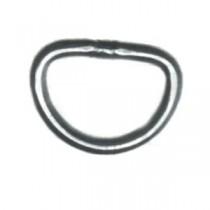 D-Ringe, Material-Ø: 5 mm