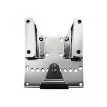 Ankerhalterung für Plattenanker, mit Rohrschellen für Relingsrohr Ø 25 mm