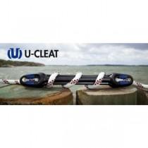 Anlegefeder U-Cleat für Tauwerk 10 - 12 mm