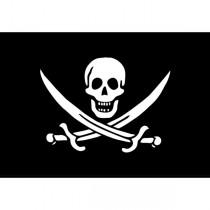 Piratenflagge 20x30