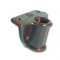Anbaubuchse Schwarz für 18 mm Gabel
