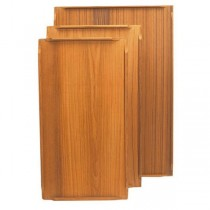 ARC Teak-Tischplatte 40 x 70 cm
