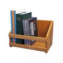 ARC Teak-CD-Bord / Bücherregal