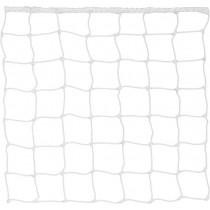 Liros Relingsnetz geknüpft