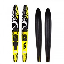 Spinera Combo Ski Yellow Sea 67'' 170 cm, Gr. 37 - 47