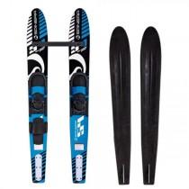 Spinera Combo Ski Blue Danube 54'' Wasserski Junior Gr. 33 - 40