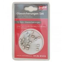 HP Glassicherungen Set - Sortiment