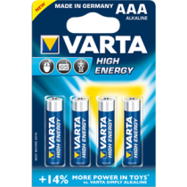 Varta High Energizer AAA Batterie
